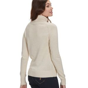 Jeanne Pierre perfect turtleneck sweater
